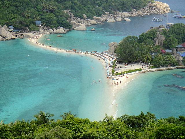 Mae Haad Beach, Koh Phangan