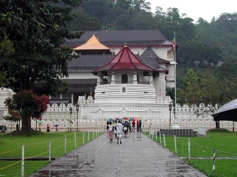 Kandy palace