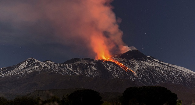 Mount Etna 4
