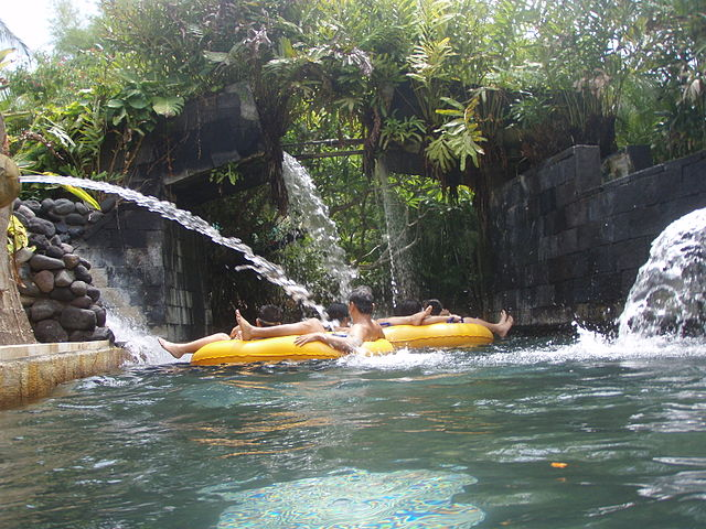 WaterBom, Bali Island