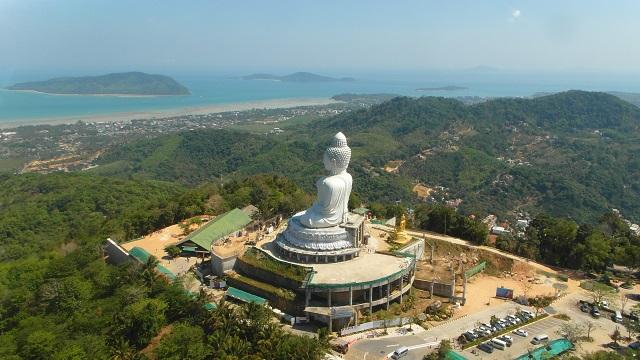 buddha Phuket, Thailand