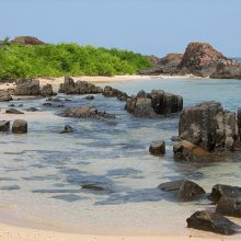 5 Islands in South India
