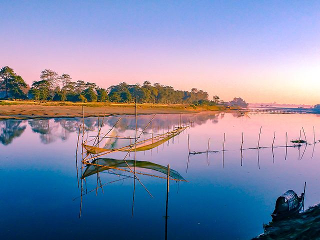 Majuli Island, river islands