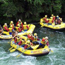 Bali Water Rafting