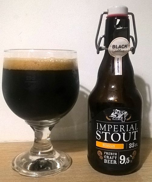 iStout craft beer New Zealand
