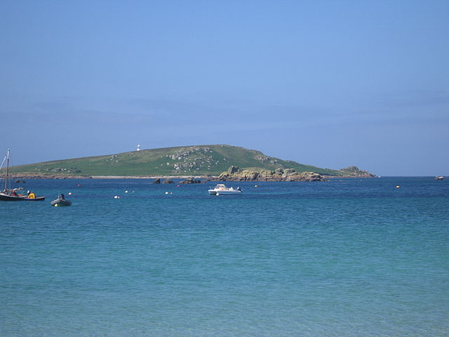 European Islands Tresco