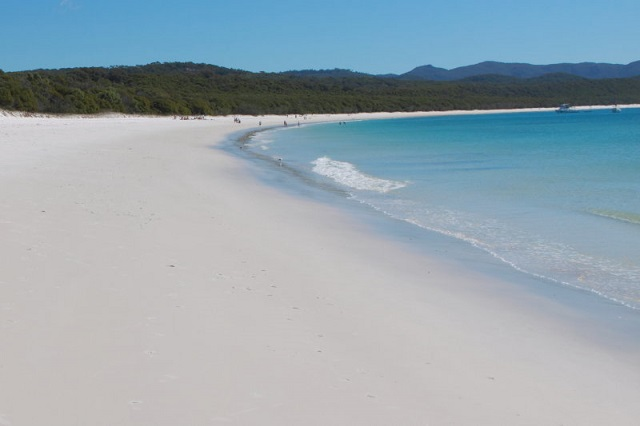 Whitehaven beach, Hamilton Island