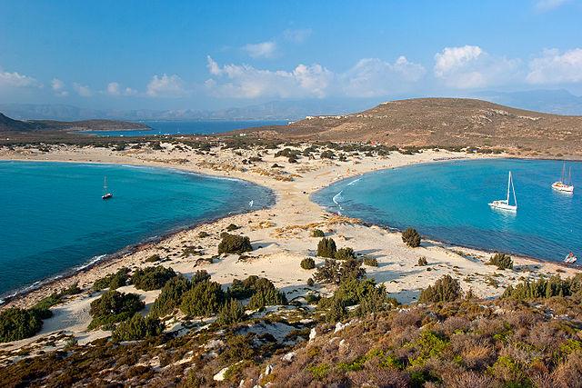 Elafonisos greek islets