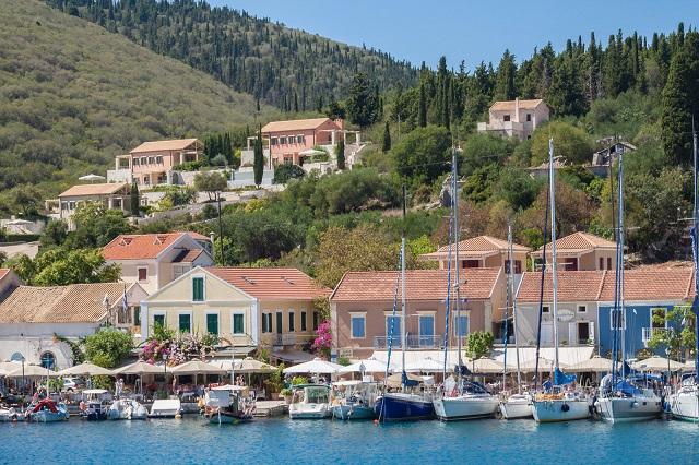 Fiskardo Greek Islands
