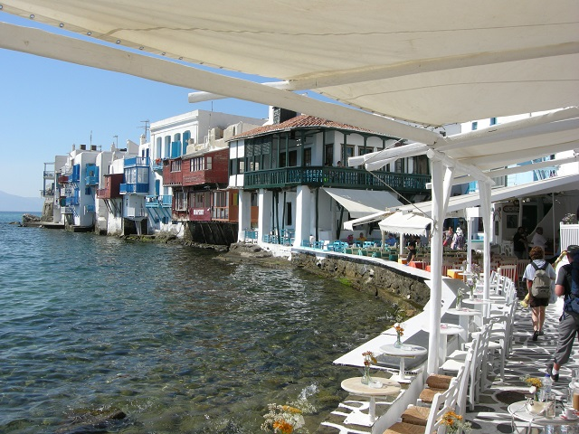 Little Venice Greek Islands