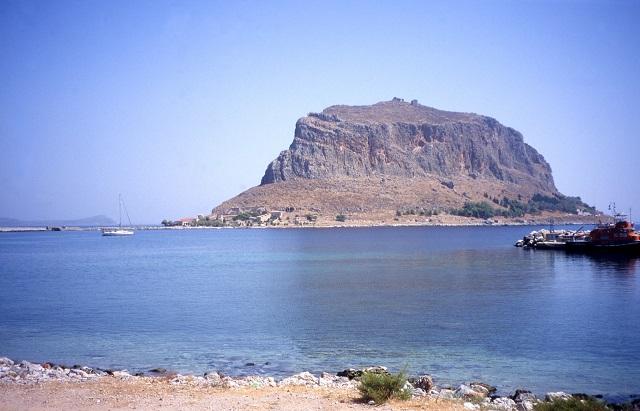 Monemvasia, Greek islands