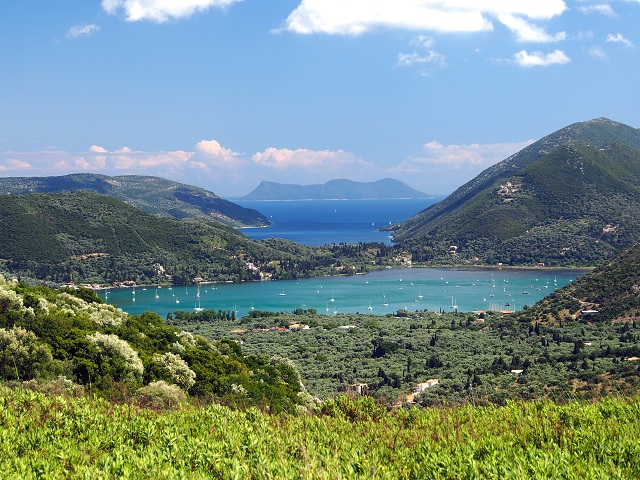 Ionian Islands for Honeymooners