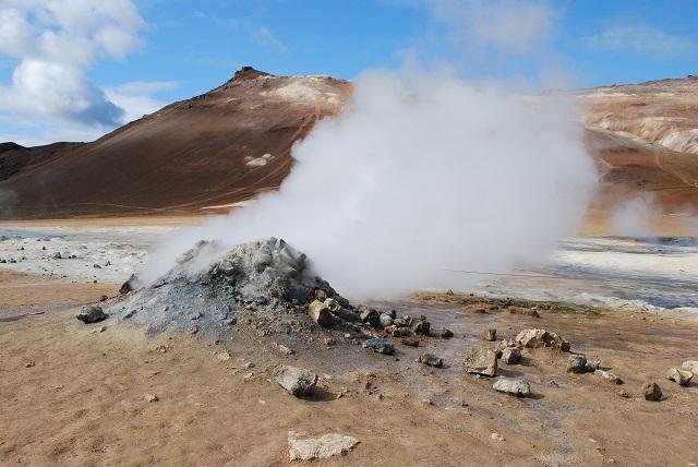 Námafjall Mountain, Iceland