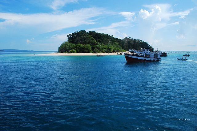 national park andaman