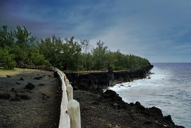 African Islands -Reunion Island