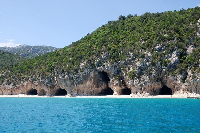 Sardinia Island Cala Luna Beach