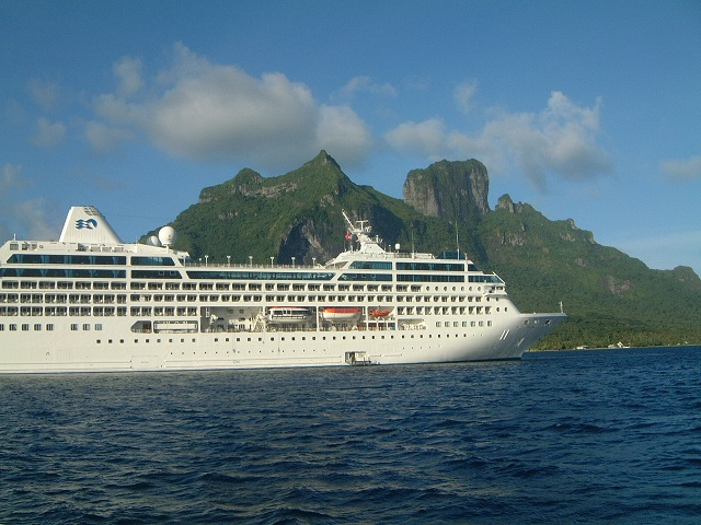 Cruise Destinations Bora Bora Island