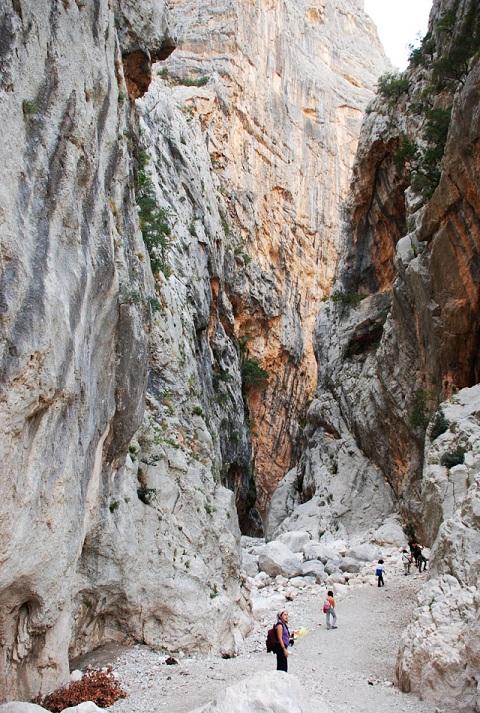 Sardinia Island-Gola di Gorroppu