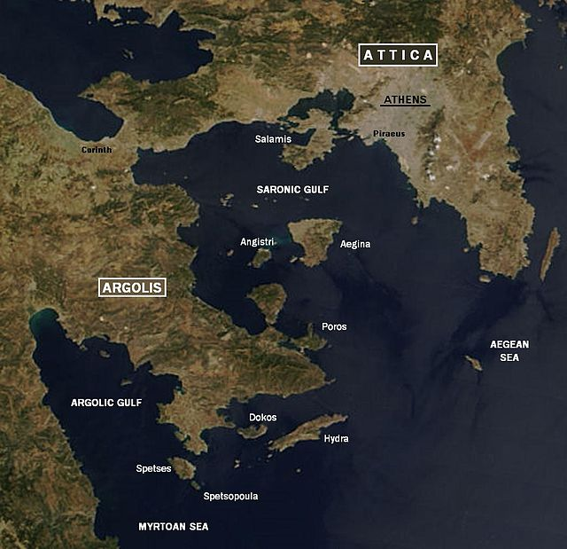 Saronic Archipelago