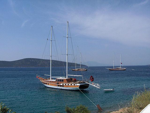 Cruise Destinations Turkey