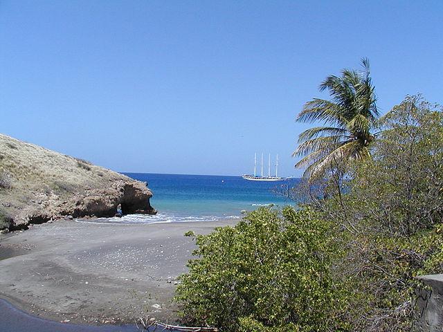 Montserrat islands and islets