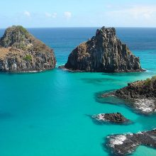 Most beautiful islands Fernando de Noronha, Brazil
