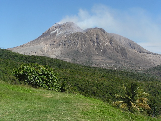 Soufriere hills Volcano Monstserrat