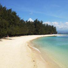 Manukan Island Malaysian Sabah Island