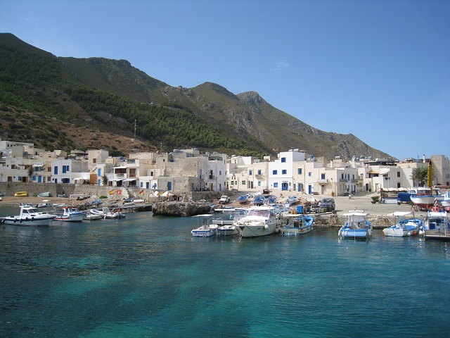 Marettimo less Crowded Italian Islands