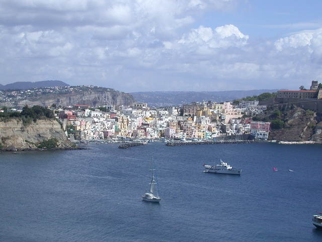 Procida less Crowded Italian Islands
