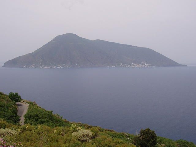 Salina less Crowded Italian Islands