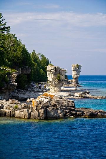 Canadian Islands Flowerpot