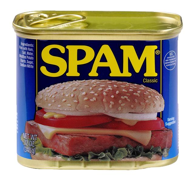 Japan food SPAM