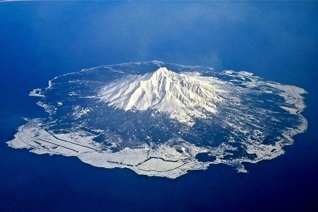 Minor Islands of Japan Rishiri