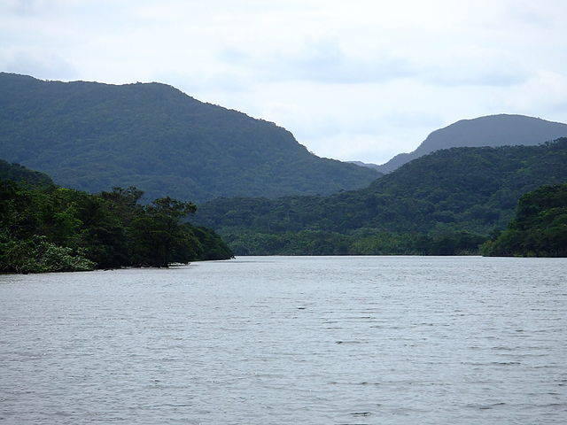 Minor Islands of Japan Uruachi River cruise