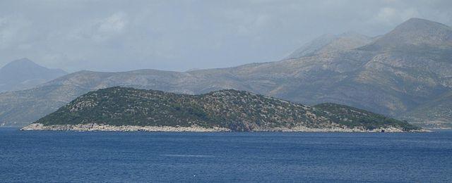 Ruda Islet