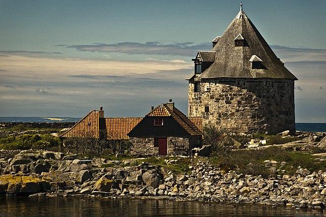 Frederiksø Island, Denmark