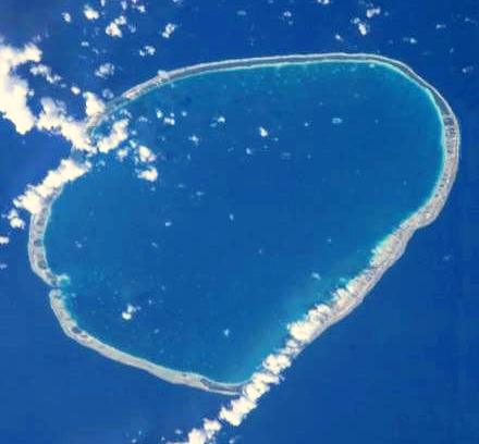 French Polynesian Islands Tikehau Atoll