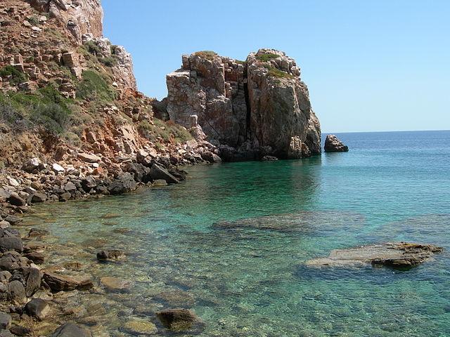 Greek Island Sifnos