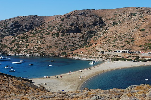 Kythnos Greek Islands