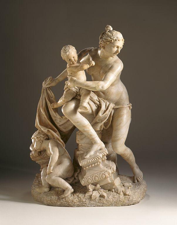 Leto holding Apollo