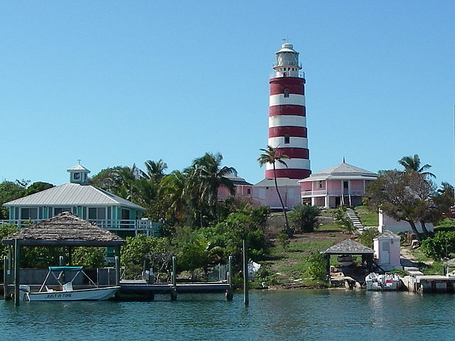 Abaco Islands light house