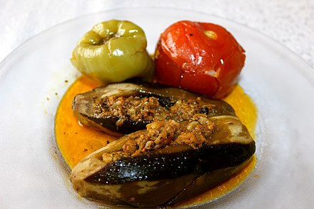 Food and Drinks Dolma