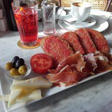 Food and Drinks Pa amb Oli