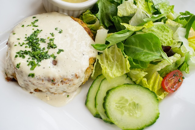Food and Drinks Crab Cake