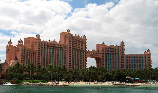 Paradise Island Hotel