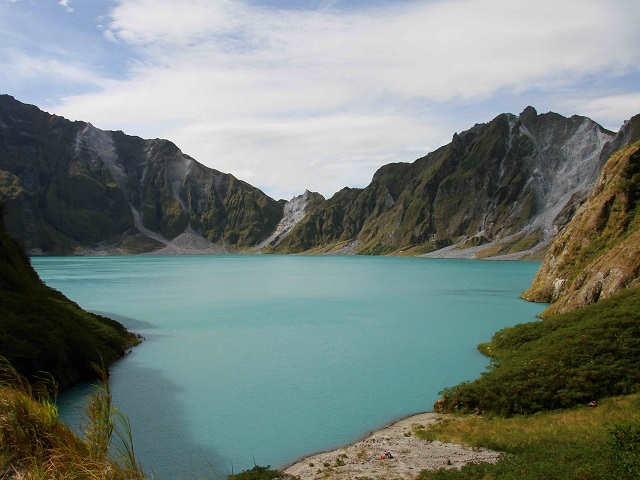 Mount Pinatubo, Luzon Island