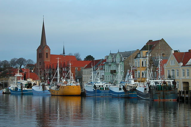 Danish Islands Als Island
