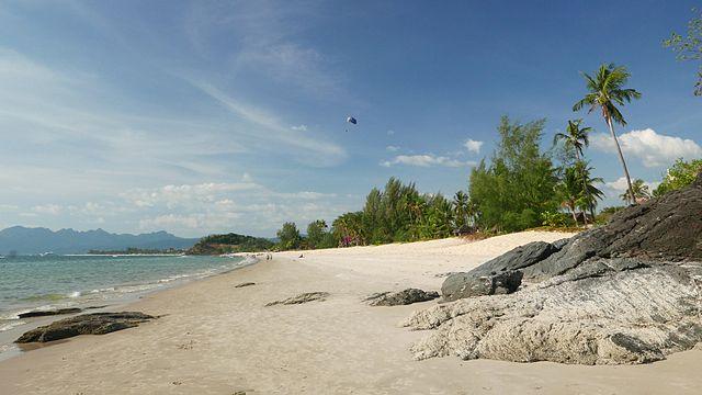 Cenang Langkawi Island Malaysia
