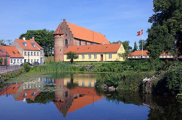 Danish islands Funen Island